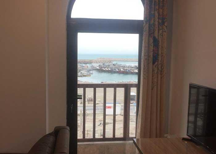 عکس اتاق هتل ناکو بوشهر