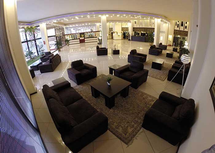 لابی هتل نگارستان