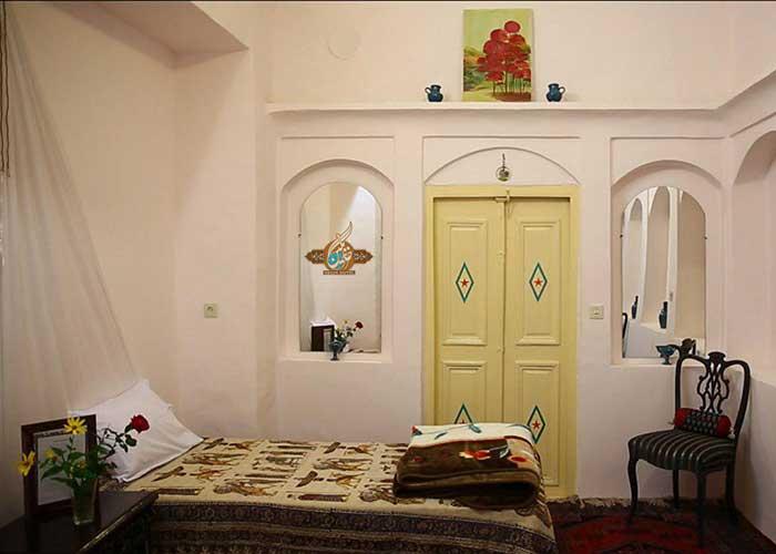 تصاویر اتاق های هتل سنتی نگین