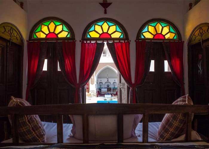 اتاق هتل سنتی نگین