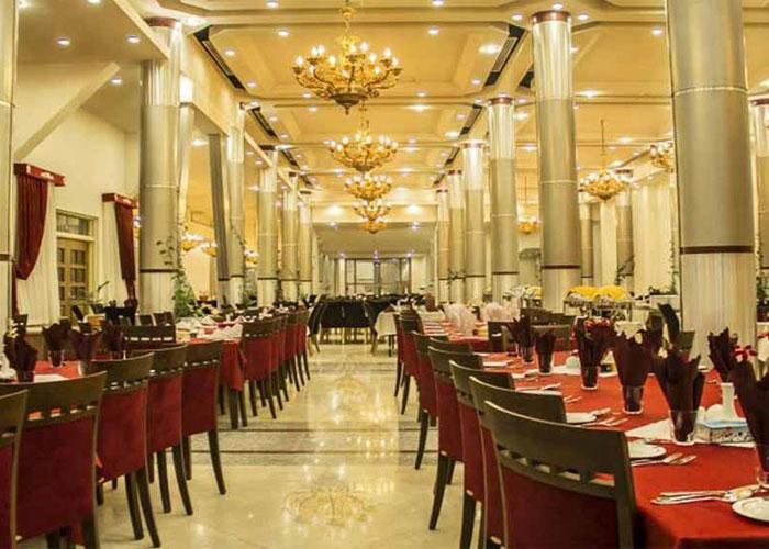 تصاویر رستوران هتل نیکان بافق