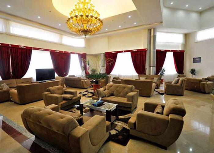 لابی هتل نیکان بافق یزد