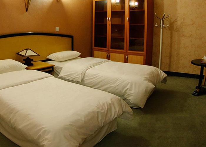 اتاق دو تخته هتل نیشکر اهواز