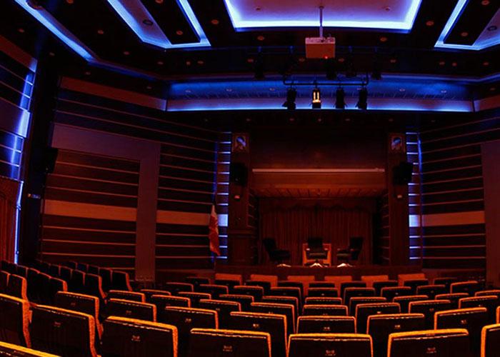 آمفی تئاتر هتل نیشکر اهواز