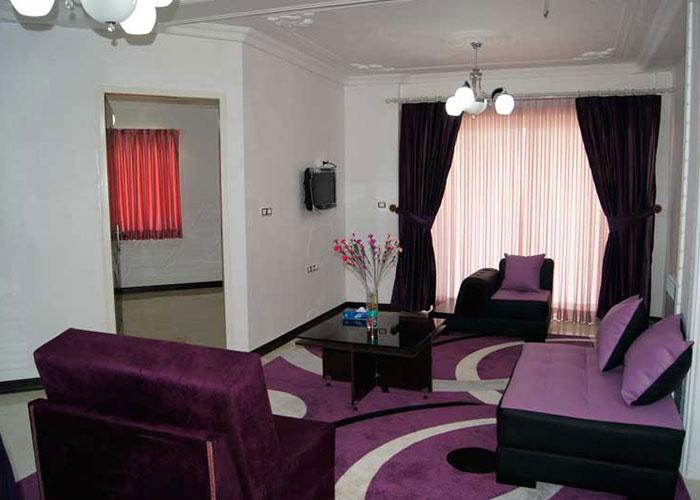 هتل آپارتمان نیستان رامسر