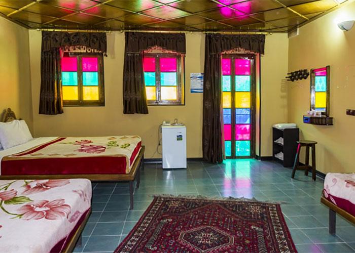 چهار تخته هتل سنتی نیایش شیراز