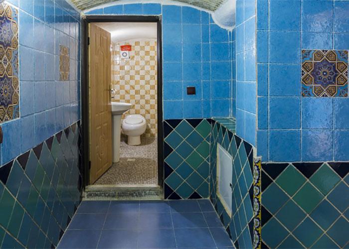 سرویس بهداشتی هتل سنتی نیایش شیراز