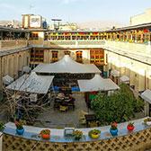 هتل سنتی نیایش شیراز