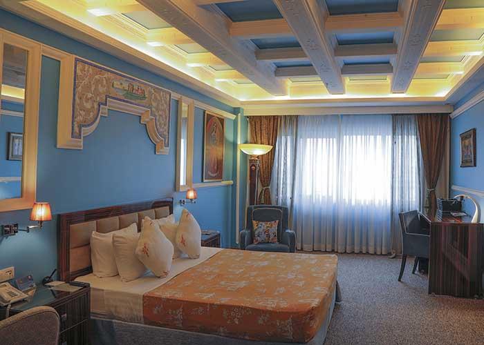اتاق دو تخته دبل هتل نیلو تهران