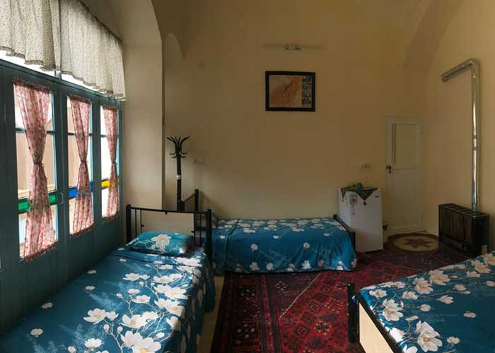 اتاق سه تخته سینگل خانه نقلی