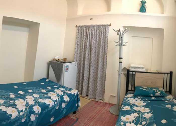 اتاق دو تخته توئین خانه نقلی