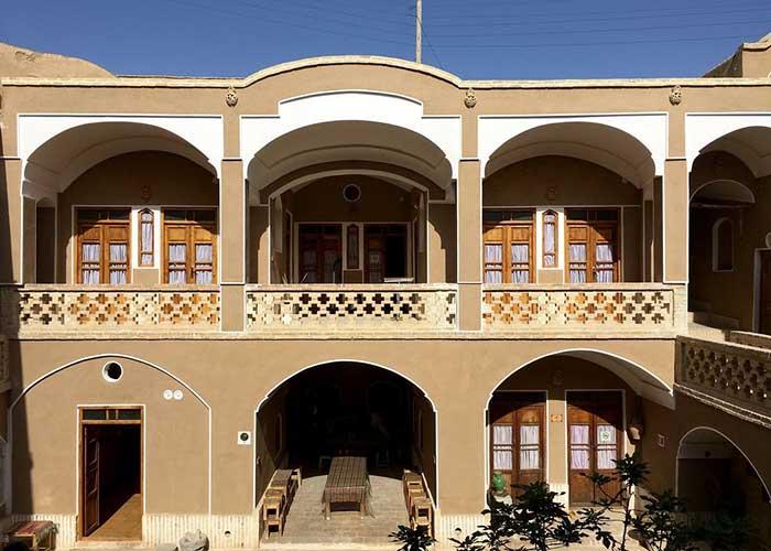 ساختمان خانه نقلی