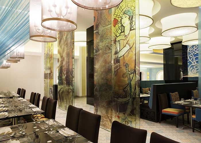 عکس رستوران هتل نووتل تهران