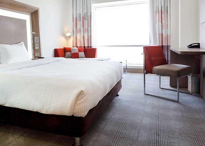 اتاق هتل نووتل تهران