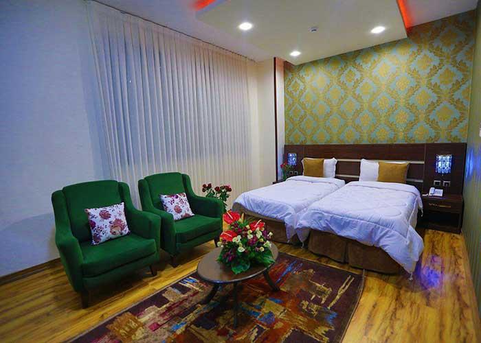 هتل المپیک شمال آمل
