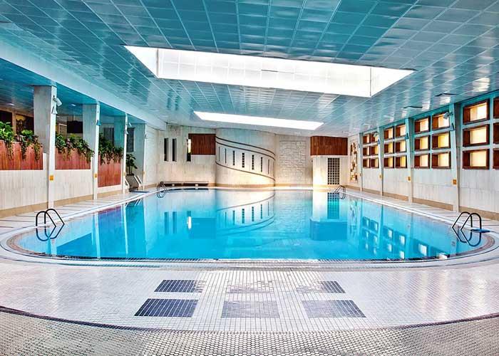 تصاویر استخر هتل المپیک تهران