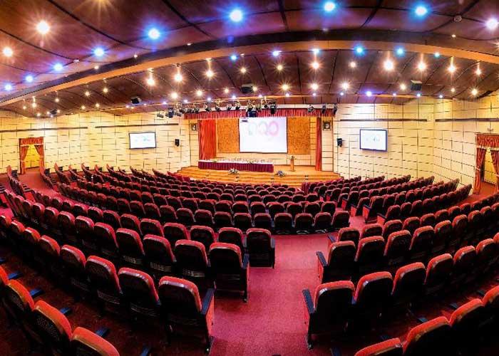 عکس سالن همایش هتل المپیک تهران