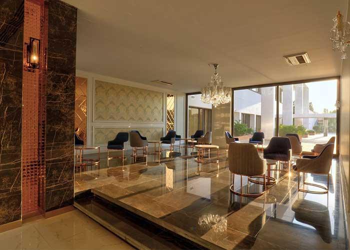 لابی هتل المپیک تهران