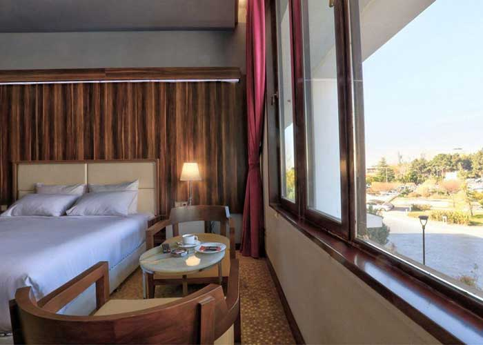 عکس اتاق هتل المپیک تهران