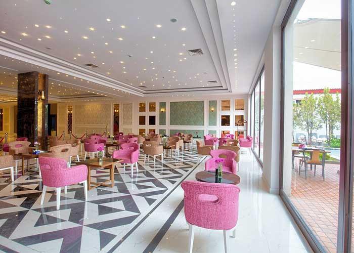 کافی شاپ هتل المپیک تهران