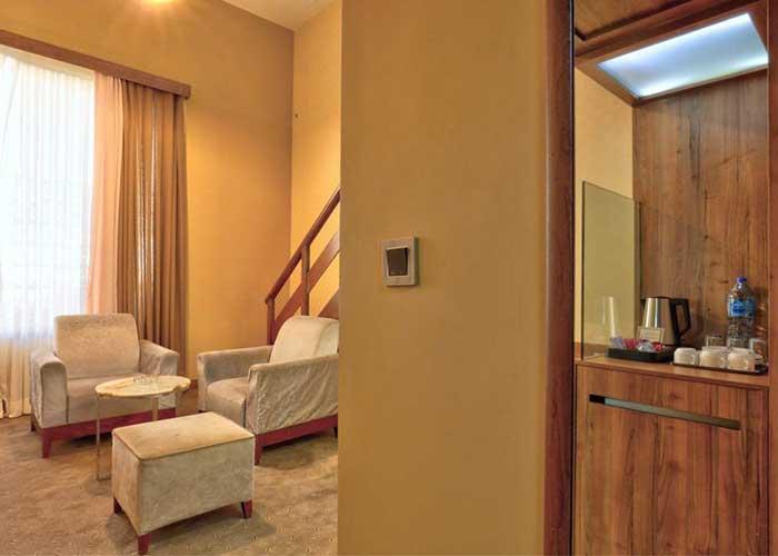 تصاویر اتاق هتل المپیک تهران