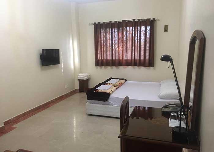 اتاق دو تخته هتل پژوهش تهران