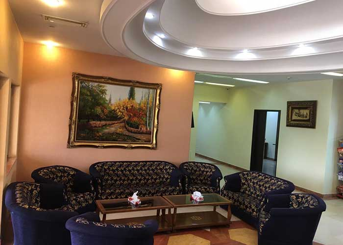 لابی هتل پژوهش