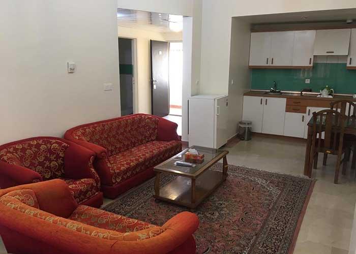 سوئیت هتل پژوهش تهران
