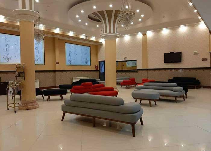 لابی هتل پانیذ مشهد