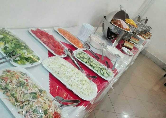 عکس رستوران هتل پانیذ مشهد