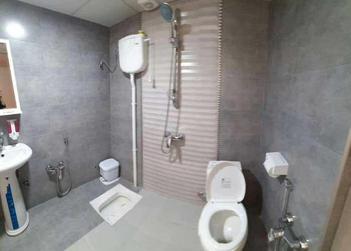 سرویس بهداشتی هتل پانیذ مشهد