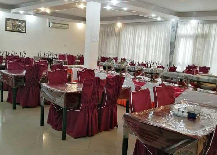 رستوران هتل پانیذ مشهد