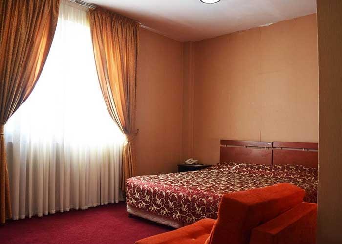 اتاق دو تخته هتل پردیس مبارکه