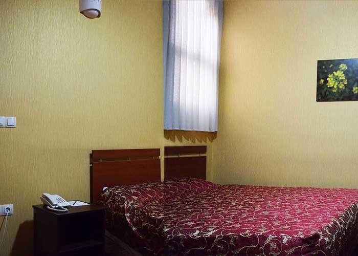 دو تخته دبل هتل پردیس مبارکه اصفهان