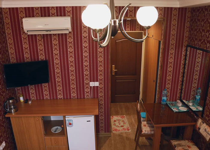 عکس اتاق هتل پردیس کرج