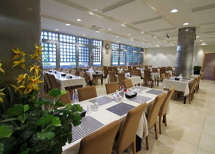 رستوران هتل پردیس فناوری تهران