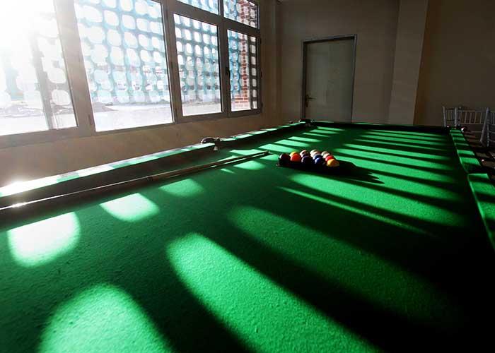 سالن بیلیارد هتل پردیس فناوری تهران