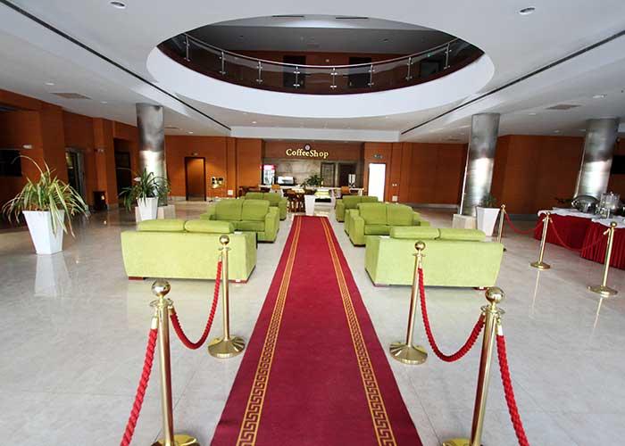 کافی شاپ هتل پردیس فناوری تهران