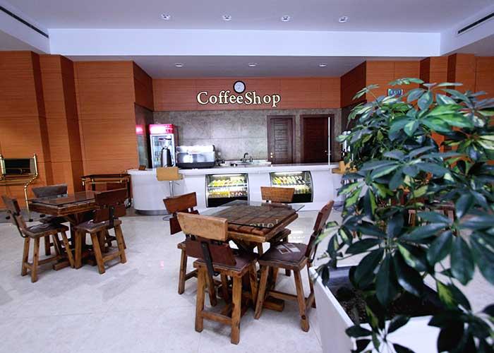 کافی شاپ هتل پردیس فناوری