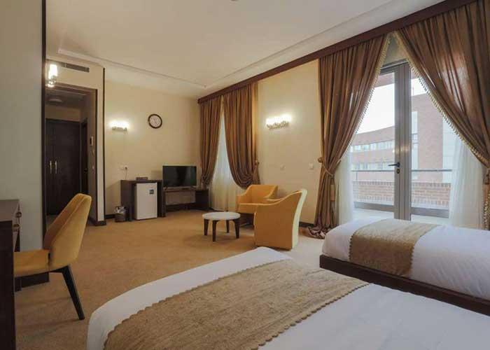 اتاق هتل پردیس فناوری تهران