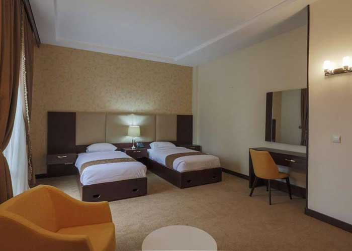 دو تخته هتل پردیس فناوری تهران