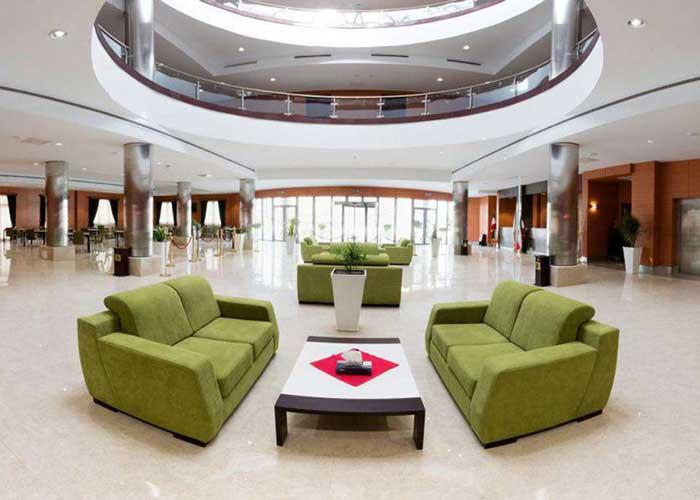 لابی هتل پردیس فناوری تهران