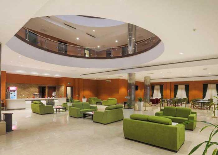 لابی هتل پردیس فناوری