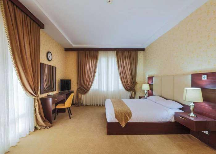 دو تخته دبل هتل پردیس فناوری تهران