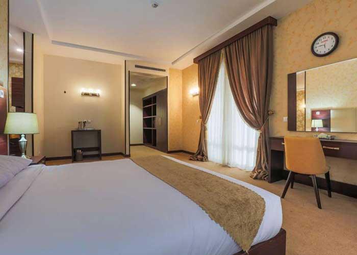 عکس سوئیت هتل پردیس فناوری تهران