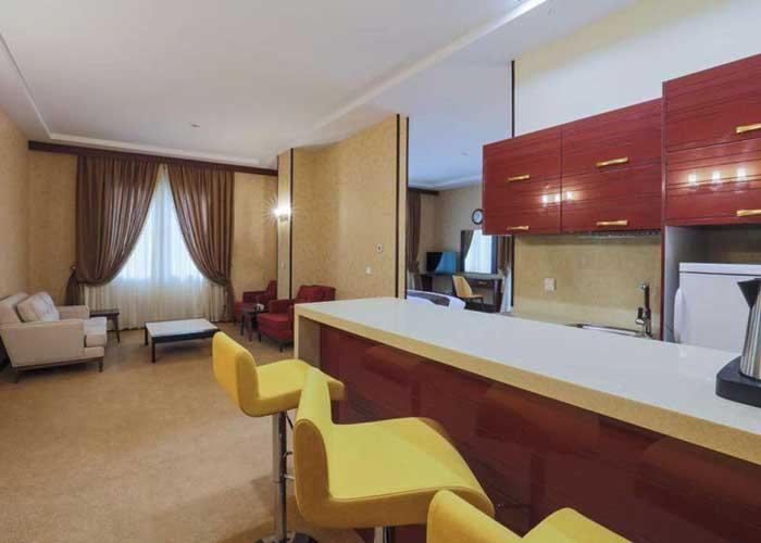 تصاویر هتل پردیس فناوری تهران