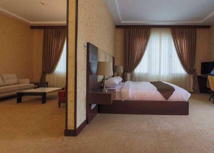 عکس هتل پردیس فناوری تهران