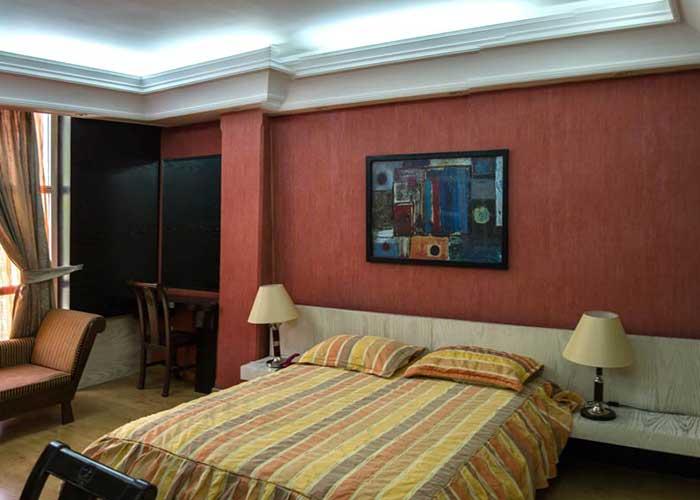 اتاق هتل پاریز تهران