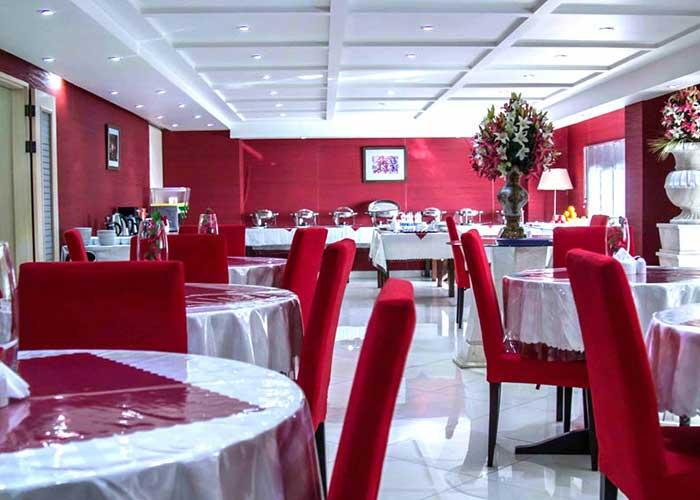 رستوران هتل پاریز تهران