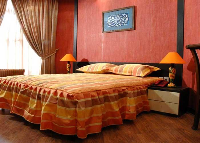 عکس اتاق هتل پاریز تهران